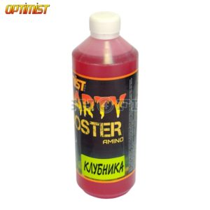 booster carp party strawberry