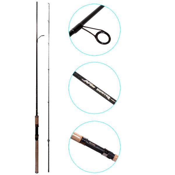 Спиннинг GLOBE New Hunter 2,7 метра 10-35г