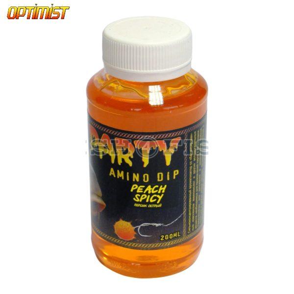 Amino Dip CARP PARTY OPTIMIST peach spicy