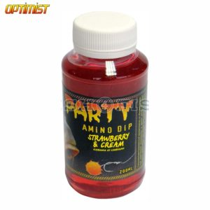 Amino Dip CARP PARTY OPTIMIST Strawberry cream
