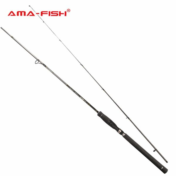 спиннинг ama-fish capriccio jig 240ul