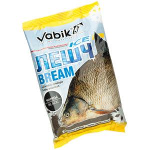 Прикормка Vabik ICE Лещ (черная)