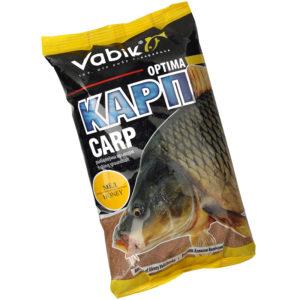Прикормка для карпа Vabik Optima (мёд)