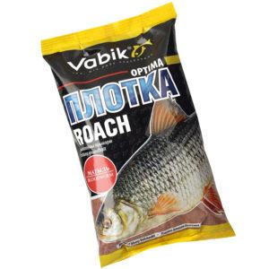 Прикормка Vabik Optima Плотва (мотыль)