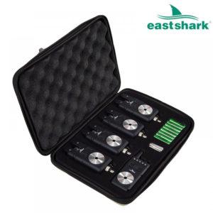 набор сигнализаторов поклевки электронных EastShark SP-01