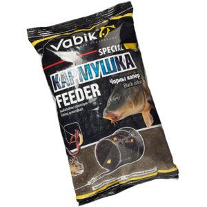 прикормка для рыбалкиvabik special feeder black