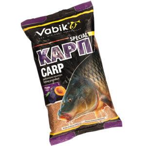прикормка vabik special карп (слива)
