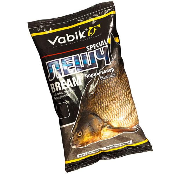прикормка vabik special лещ black