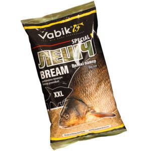 прикормка vabik special лещ xxl