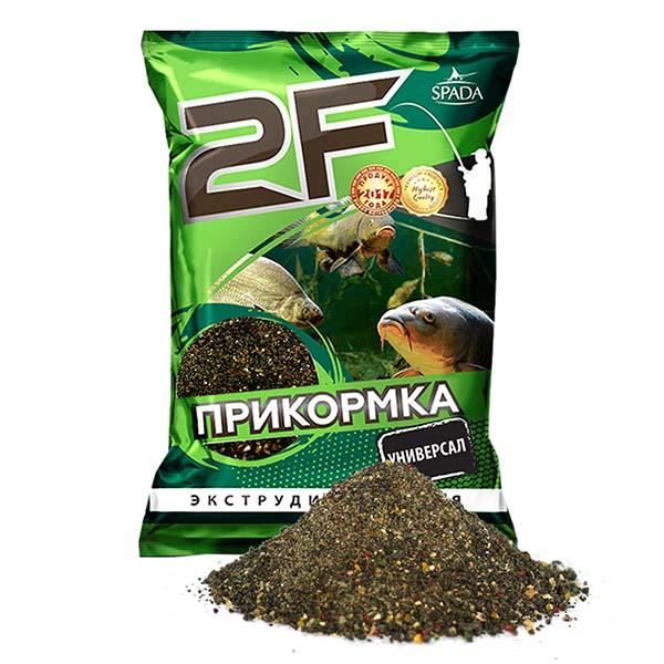 прикормка 2F универсальная черная
